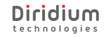 Diridium Technologies Inc. Sticky Logo